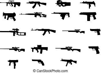 武器, 別