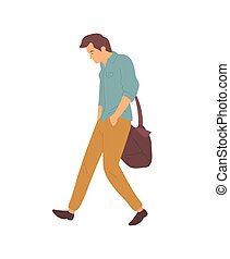 歩くこと, ムード, 後で, 混乱, ひどく, ベクトル, 口論, 人