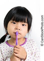 歯ブラシ, 子供