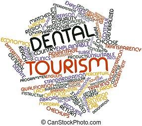 歯医者の, 観光事業