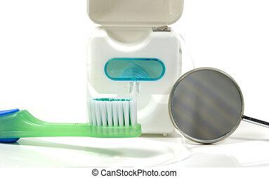 歯医者の, 2