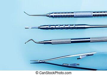 歯科医術, 道具