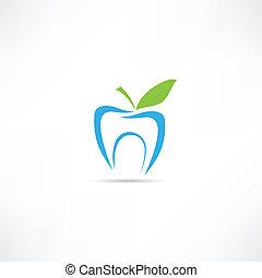 歯, アイコン