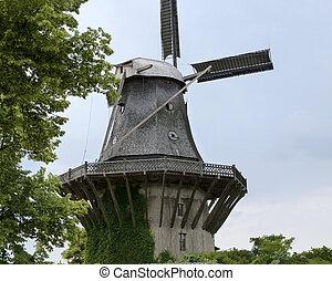 歴史的, 風車