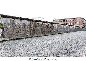 残物, 壁, ベルリン