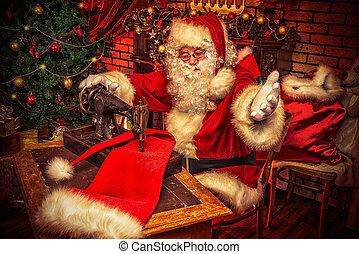 殺到, クリスマス