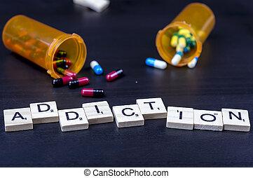 毒癮, 概念