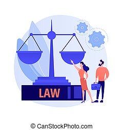 比喩, 概念, 法律上のサービス, ベクトル