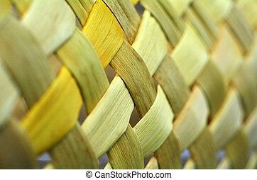 毛利人, 编织, 艺术品