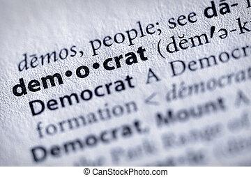 民主主義者