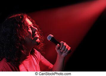 民族, 歌手