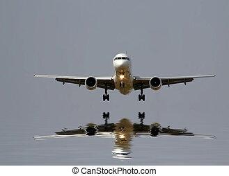 民用, 飛机