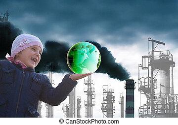 気候, ecology., きれいにしなさい, 健康