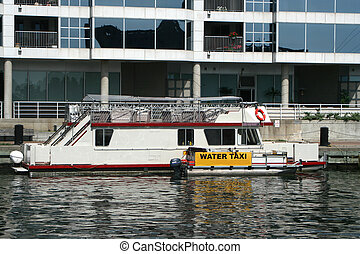 水タクシー
