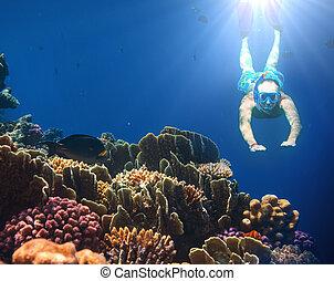 水下通气管