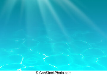 水下, 背景