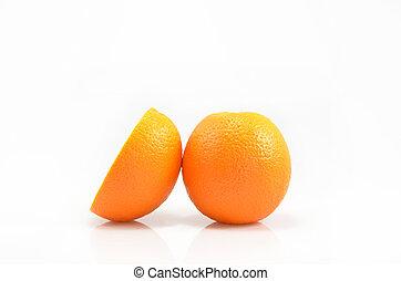 水分が多い, オレンジ