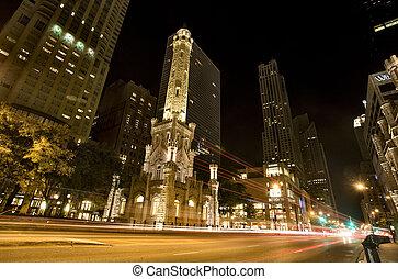 水塔, 芝加哥