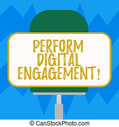 水平に, 使用, 提示, engagement., モデル, 能力を発揮しなさい, 写真, ステッカー, デジタル, 旋回装置, 印, 媒体, 形, テキスト, chair., ブランク, 概念, 長方形, 企業である, 構成, 社会