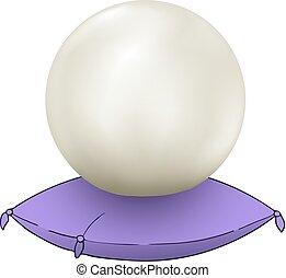 水晶球, マジック
