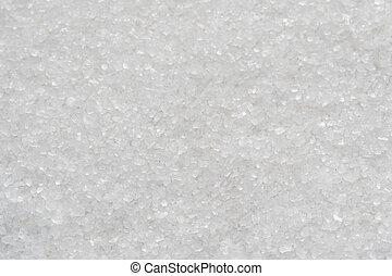 水晶, 盐, 海, 背景