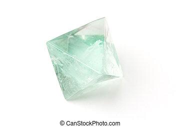 水晶, 萤石