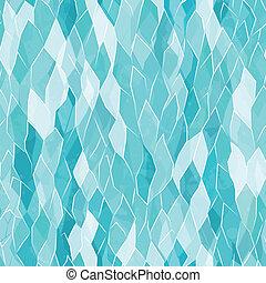 水晶, seamless, パターン