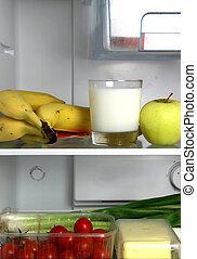 水果, 冰箱, 蔬菜