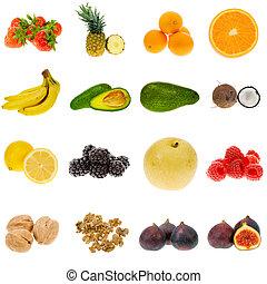 水果, 彙整