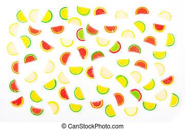 水果, 果子冻