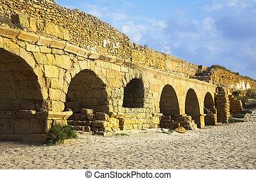 水路, イスラエル, 内陸 海, 海岸