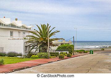 水辺地帯, 家, punta del este, ウルグアイ