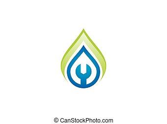 水, エコロジー, 待遇, 維持
