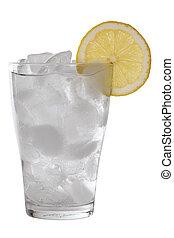 水 ガラス, 寒い