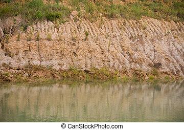 水, 土の 腐食