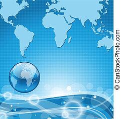 水, 地球の概要, 背景