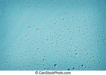 水, 小滴, 背景