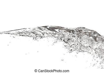 水, 新鮮, 氣泡