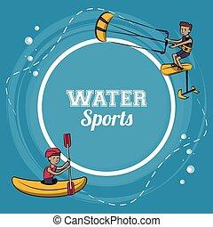 水, 概念, スポーツ