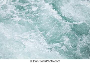 水, 白色