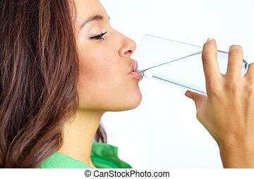 水, 飲むこと
