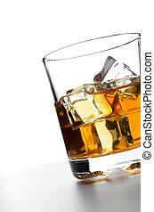 氷, ウイスキー