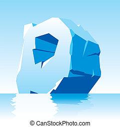 氷, 手紙, d