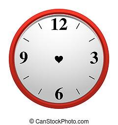 永遠, 時計