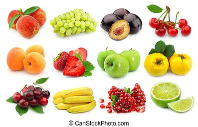 汁, 甜, 水果