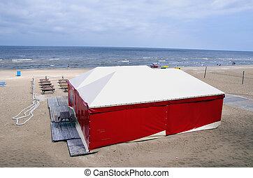 求助, 海滩, latvian, 海, jurmala