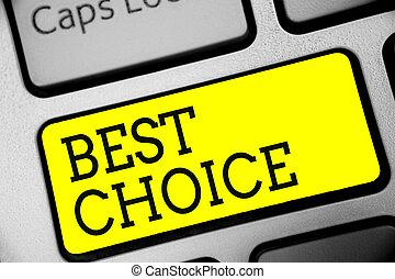 決定, 計算, 写真, 黄色の符号, コンピュータキーボード, 最も良く, 作成しなさい, 2, intention, choice., テキスト, 概念, もっと, 提示, ∥間に∥, キー, 盗品, 反射, 可能性, 行為, ∥あるいは∥, document.