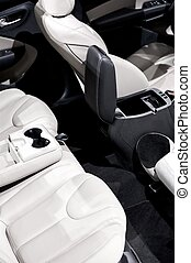 汽車內部, -, 座位