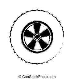 汽車輪子, 輪胎, 圖象