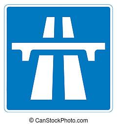 汽車高速公路, 簽署